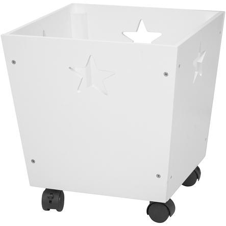 Kids Concept® Pudełko drewniane Star (bez kółek)