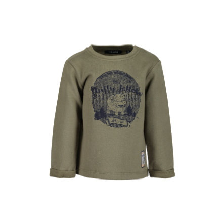 BLUE SEVEN Boys Sweatshirt khaki