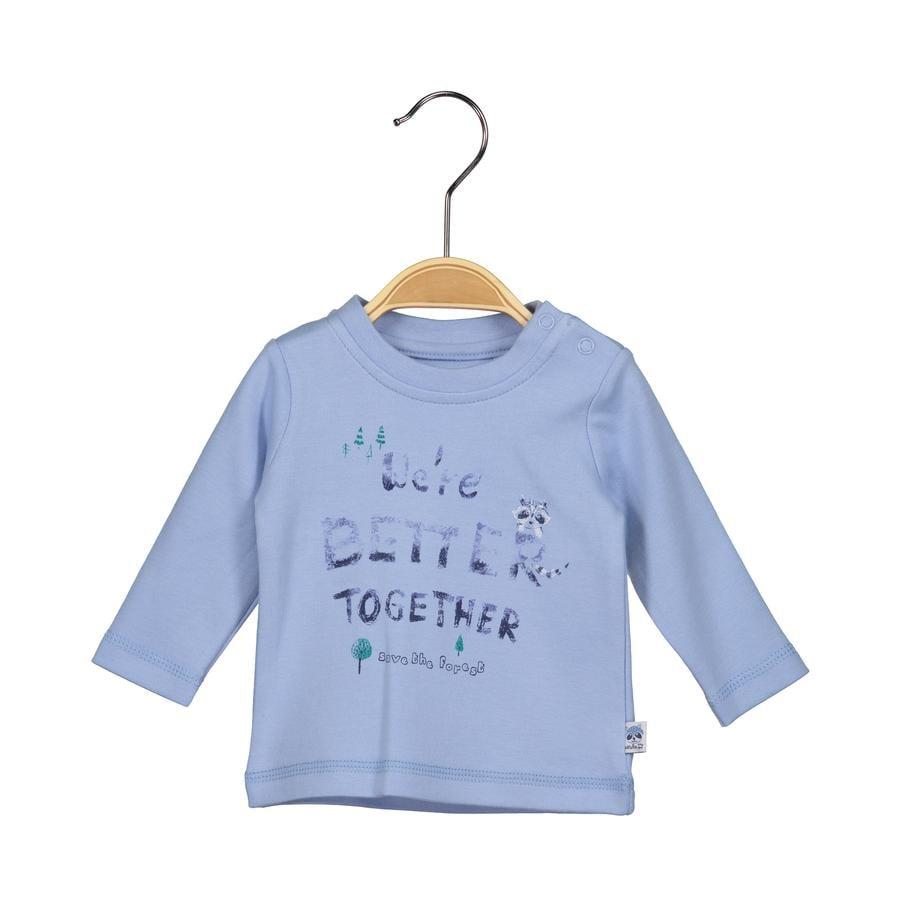 BLUE SEVEN Boys Shirt met lange mouwen blauw