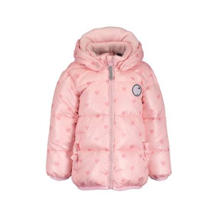 BLUE SEVEN Girls Winterjacke Rosa