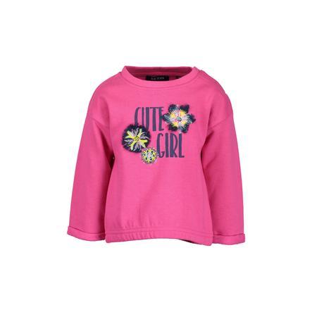 BLUE SEVEN Girl s Baby Sweatshirt Magenta