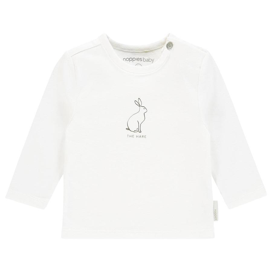 noppies Långärmad skjorta Tacoma White