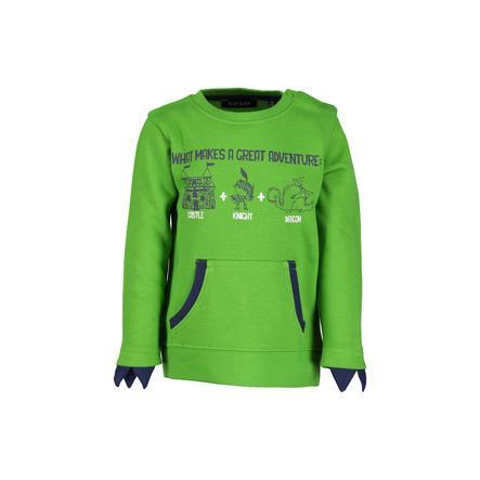 BLUE SEVEN Boys Sweatshirt apfelgrün