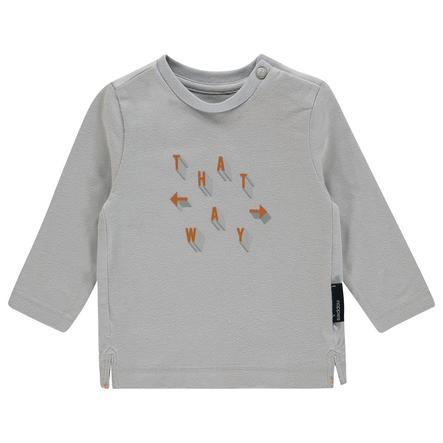 noppies Overhemd met lange mouwen Toccoa rook