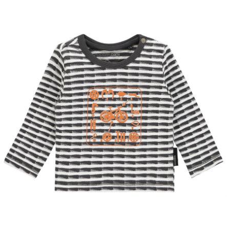 noppies Camicia manica lunga Tolland carbone di legna