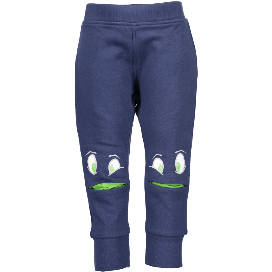 BLUE SEVEN Boys Pantalon de survêtement bleu foncé
