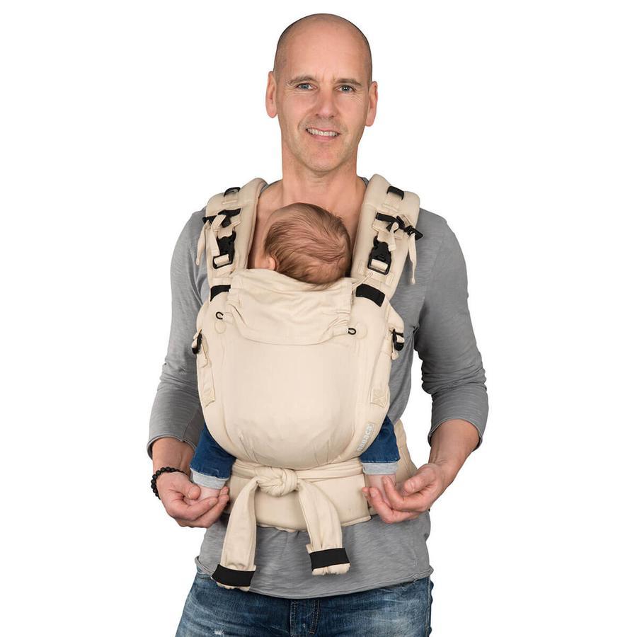 Hoppediz Nosítko Nabaca Basic-set Comfort pískové