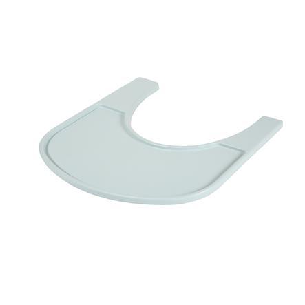 KIDSMILL Tablette pour chaise haute bébé repas/jeu Up! bois soft green