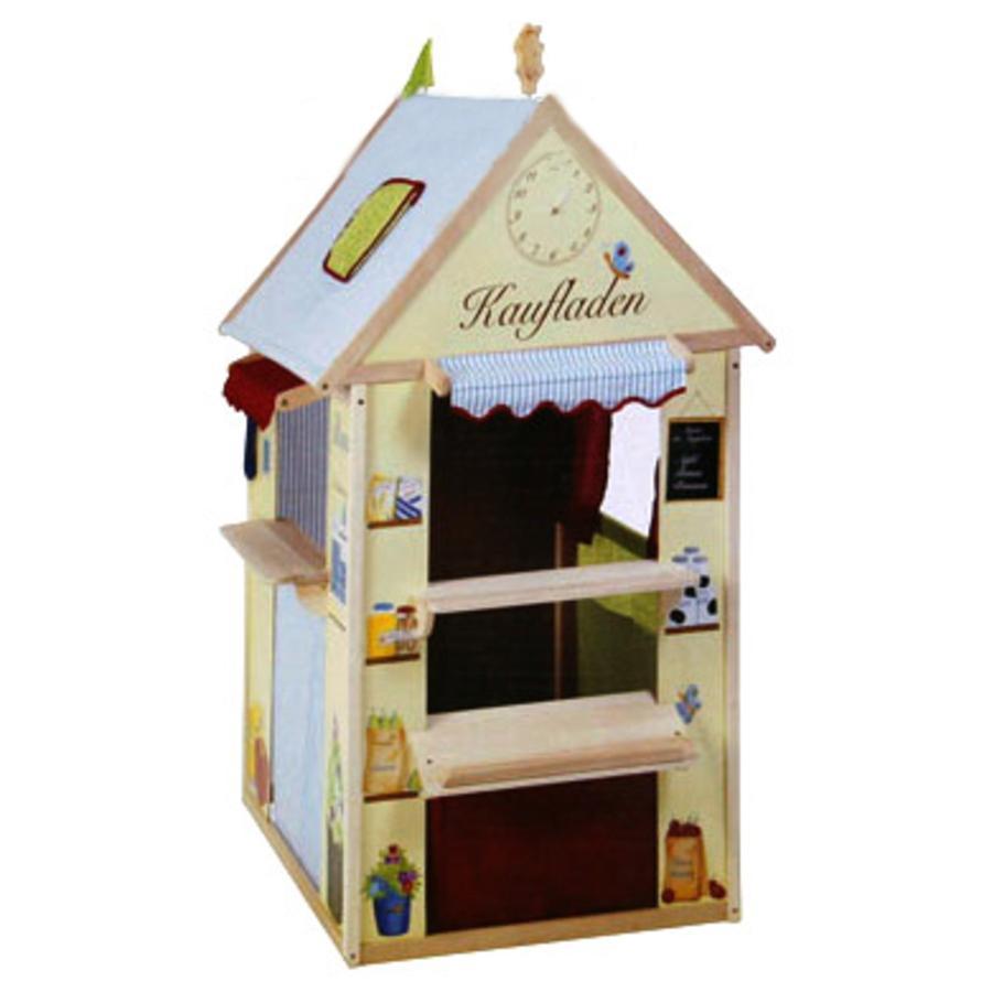 ROBA Spielhaus mit 4 Spielseiten