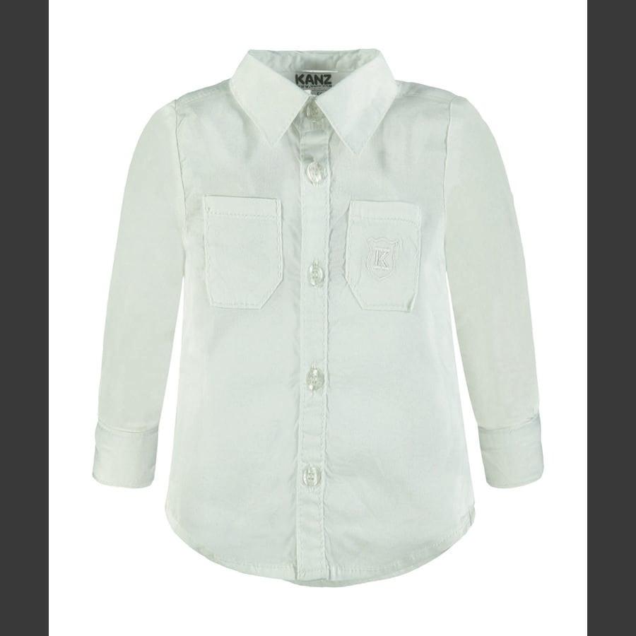 KANZ Boys Shirt, wit