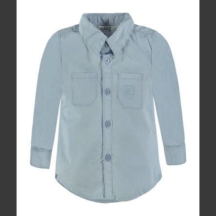 KANZ Boys Koszula, niebieska