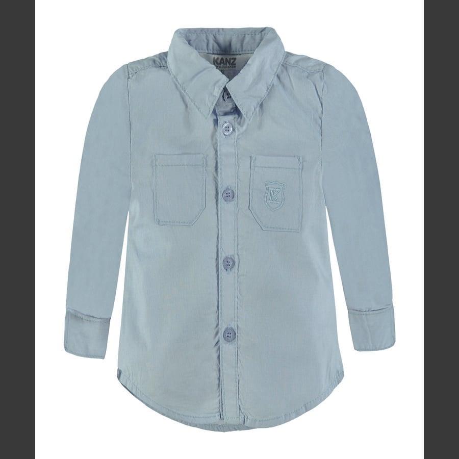 KANZ Boys Camisa, azul