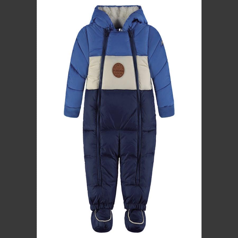 KANZ Drenes trukketøj med hætte, blå