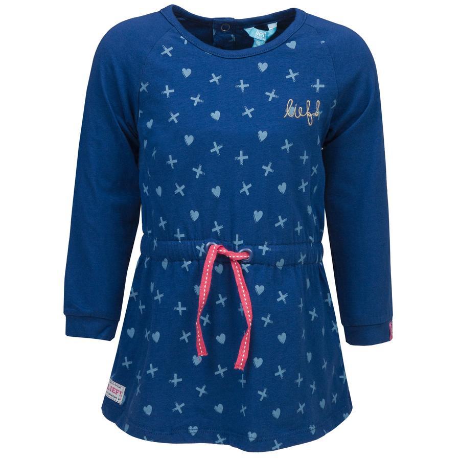 lief! Girls Kleid, blau