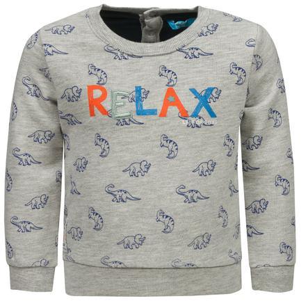 s'est enfui ! Sweatshirt Dinosaures