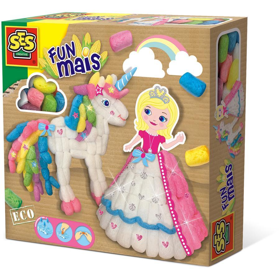 SES Creative® Funmais Prinzessin und Einhorn