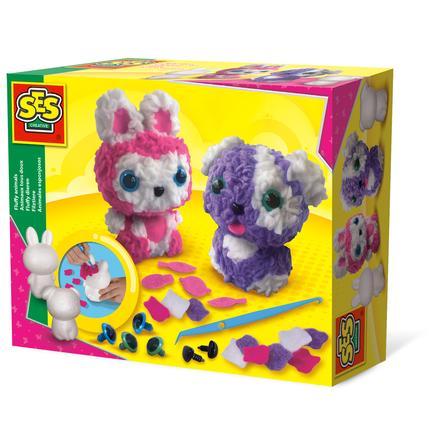 SES Creative® Fluffy dieren