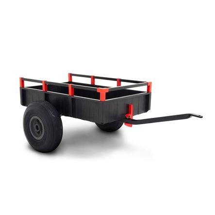 BERG Toys Go-Kart  PolkuautonPeräkärry, Harmaa