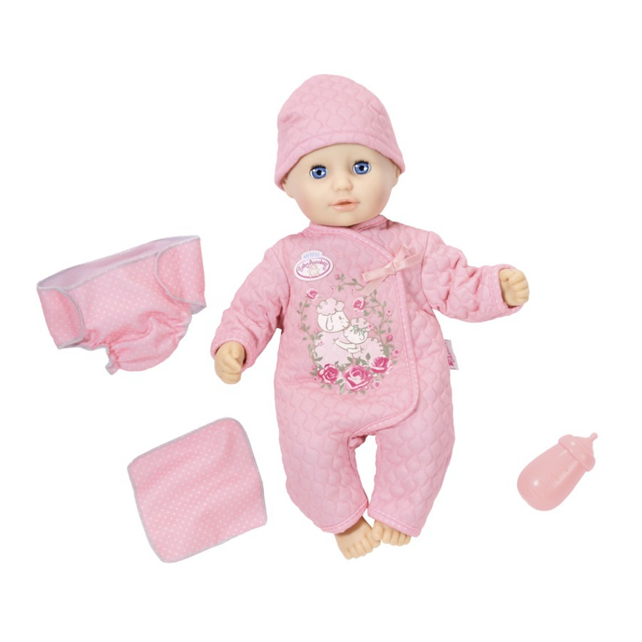 ZAPF CREATION Baby Anabell My First Baby Fun