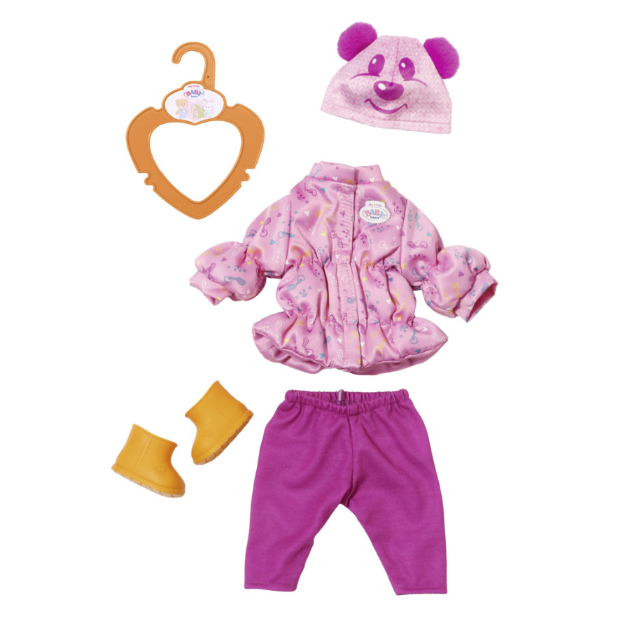 Zapf Creation My Little BABY Born® Vinter Outfit