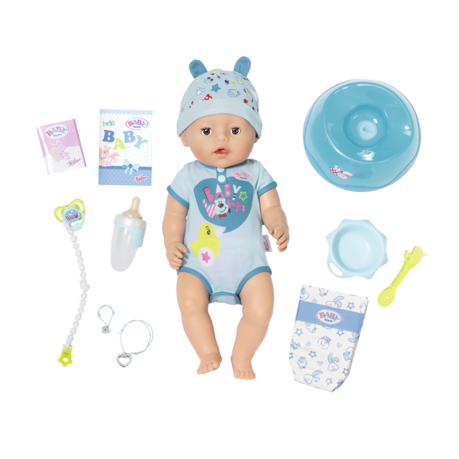 Zapf Creation BABY born® Soft Touch Boy