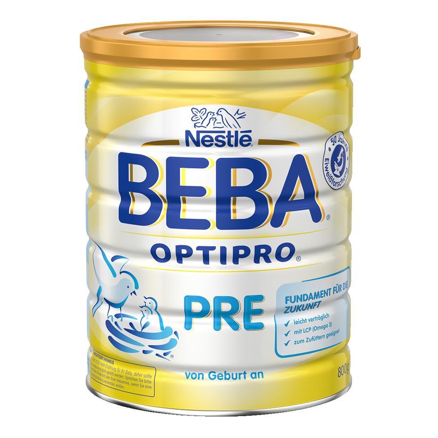 Nestlé BEBA OPTIPRO Pre Anfangsmilch 800 g von Geburt an
