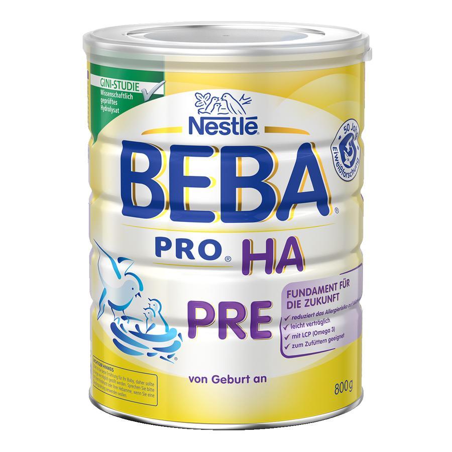 Nestlé BEBA PRO HA Pre Anfangsnahrung 800 g