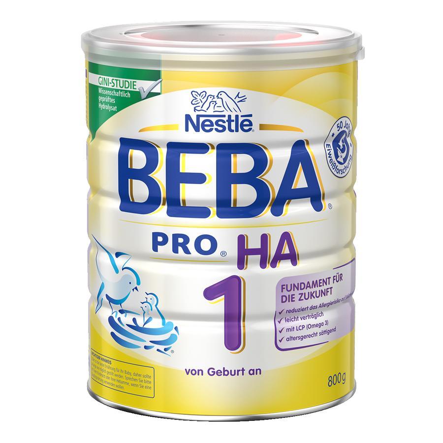 Nestlé BEBA PRO HA 1 Anfangsnahrung 800 g