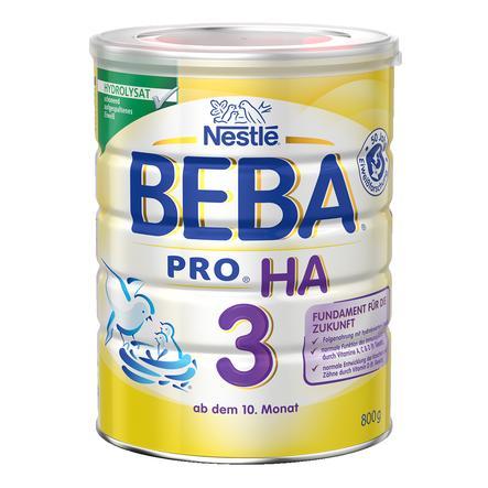 Nestlé BEBA PRO HA 3 Folgemilch 800 g