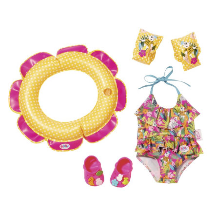 Zapf Creation BABY born® Zwemplezier Set