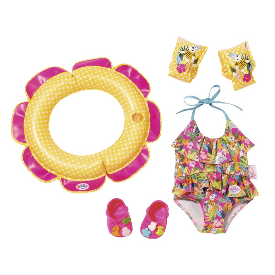 Zapf Creation BABY born® Schwimmspaß Set