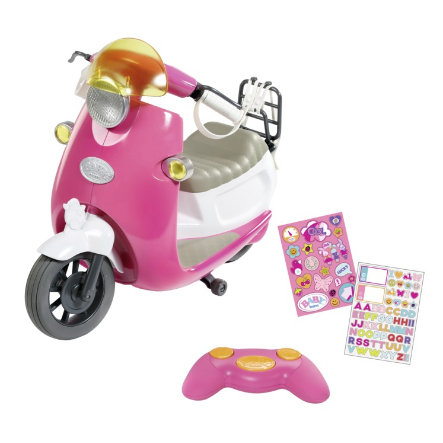 Zapf Creation  BABY born®  Scooter con mando RC