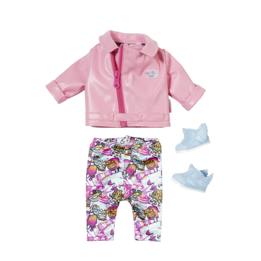 Zapf Creation BABY born® City Deluxe Scoot he Outfit
