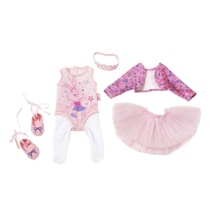 Zapf Creation  BABY born® Boutique Deluxe  Ballerina ponerse