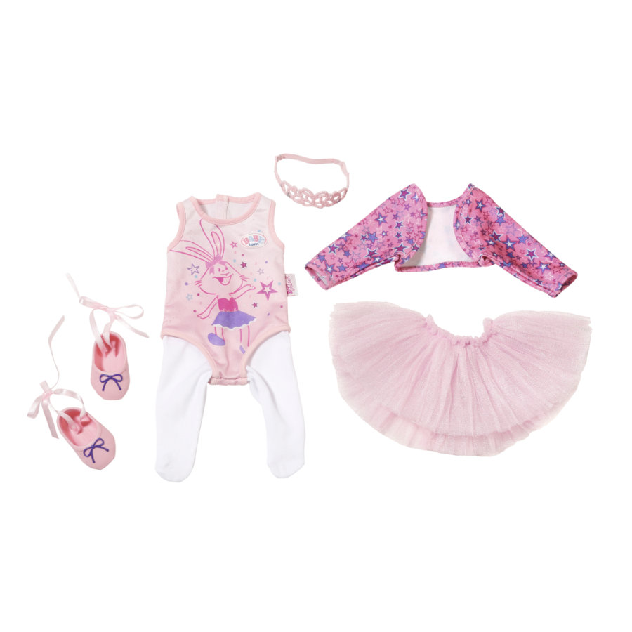 Zapf Creation BABY born® Boutique Deluxe Ballerina Set