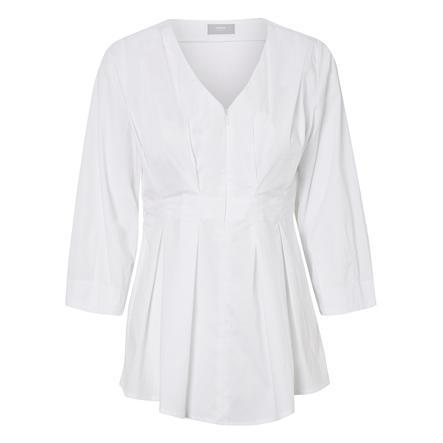 mama licious Camisa Circunstancia MLBETUNIA blanco brillante