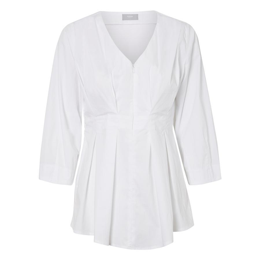 mama;licious Stillshirt MLBETUNIA bright white