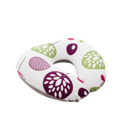 Doomoo Stillkissen-Ersatzbezug Softy Tree berry / taupe
