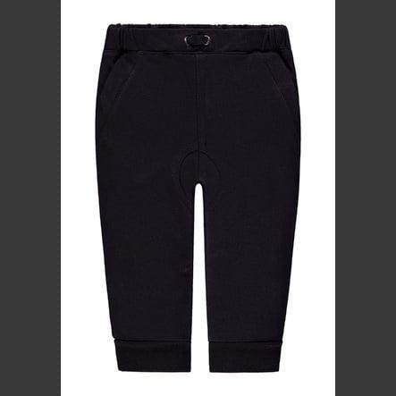Steiff Boys pantalones de chándal, azul marino