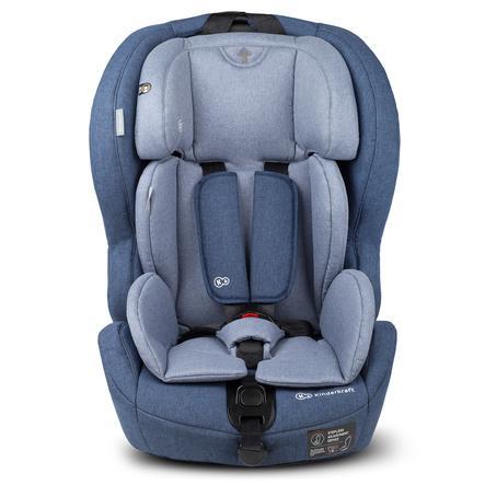 Kinderkraft autostol Safety-fix med isofix navy