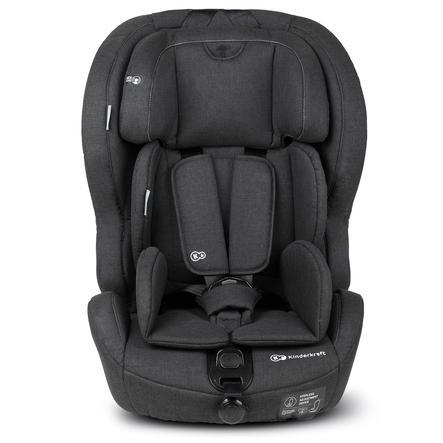 Kinderkraft Siège auto groupe 1/2/3 Safety-Fix Isofix, noir