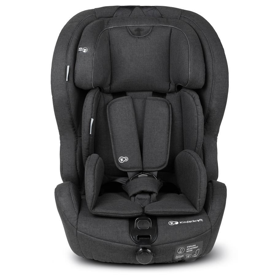 Kinderkraft Autostoel Safety-Fix met Isofix black