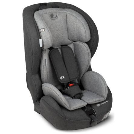 Kinderkraft Autostoel Safety-Fix met Isofix black/grey