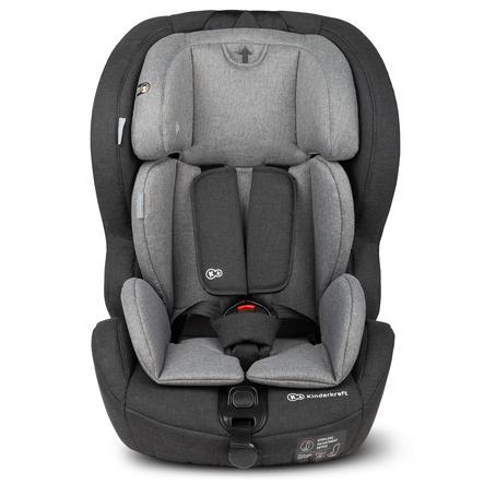 Kinderkraft Fotelik samochodowy Safety-Fix z Isofix black/grey
