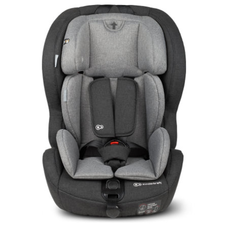 Kinderkraft Bilbarnstol Safety-Fix Isofix black/grey