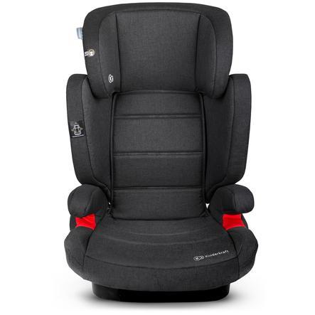 Kinderkraft Autostoel Expander mit Isofix black