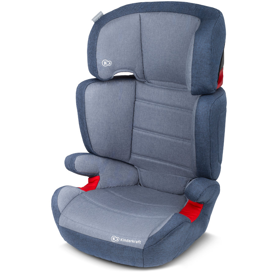 Kinderkraft Autostoel Junior Plus navy