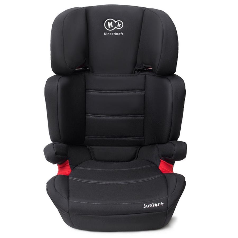 Kinderkraft Autostoel Junior Plus black