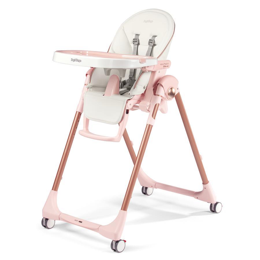 PEG-PEREGO Jídelní židlička Prima Pappa Follow Me Mon Amour 2020