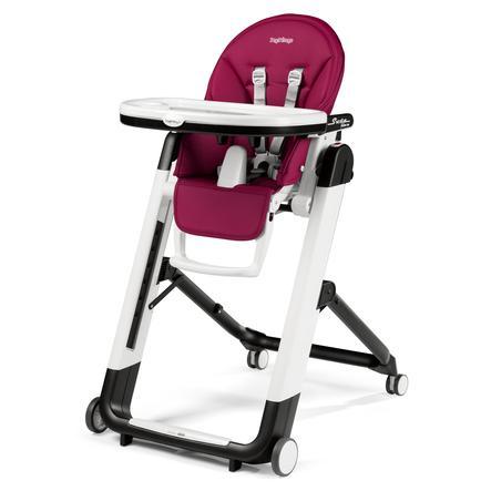 Peg-Perego Chaise haute bébé Siesta Follow Me berry